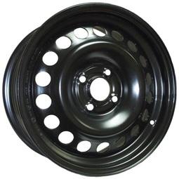 Автомобильный диск Mefro VAZ 2112 Black 4х98 R14х5 СВ58.6 ЕТ35