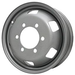 Автомобильный диск Trebl LT2883D Silver 6х170 R16х5.5 СВ130.1 ЕТ105