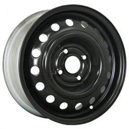 Автомобильный диск Arrivo AR075 Black 5х100 R15х6 СВ57.1 ЕТ38