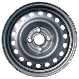 Автомобильный диск Trebl X40048 Silver 4х100 R16х6.5 СВ60.1 ЕТ40