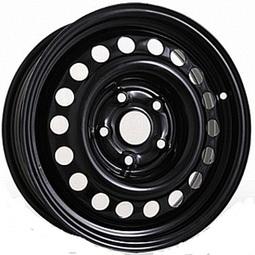 Автомобильный диск Trebl 64J45H Black 5х114.3 R15х6 СВ67.1 ЕТ45