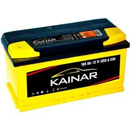 Автомобильный аккумулятор Kainar 6СТ-100 АПЗ п.п