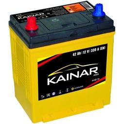 Автомобильный аккумулятор Kainar 6СТ-42 АПЗ п.п