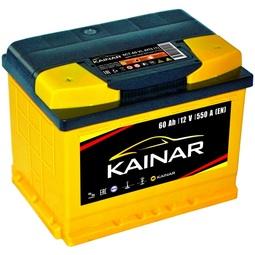Автомобильный аккумулятор Kainar 6СТ-60 АПЗ п.п
