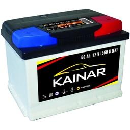 Автомобильный аккумулятор Kainar 6СТ-60 АПЗ о.п