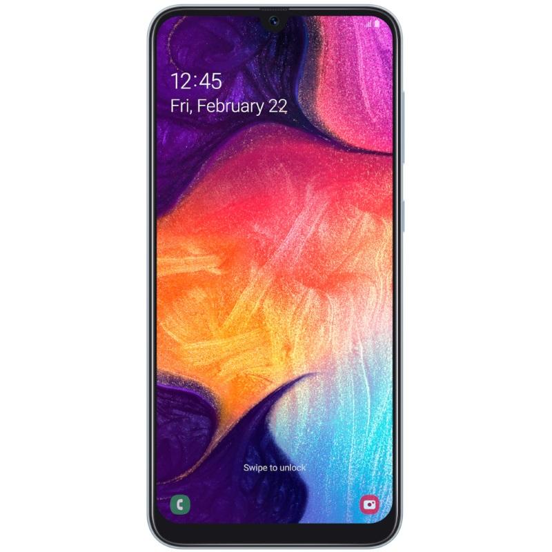 Смартфон Samsung Galaxy A50 128Gb White