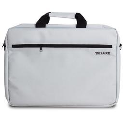 Сумка для ноутбука Deluxe Astana DLNB-01G17.3 Grey