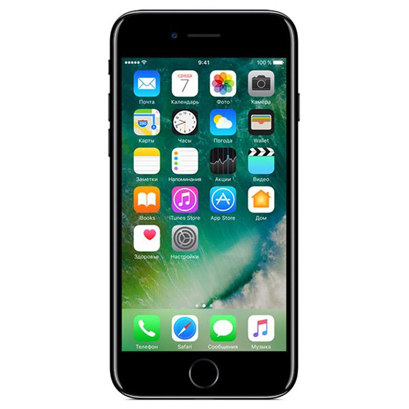 Смартфон Apple iPhone 7 256Gb (CPO) Black