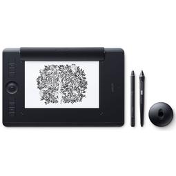 Графический планшет Wacom Intuos Pro Medium Paper Edition R/N (PTH-660P)