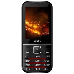 Мобильный телефон Nobby 310 Black/Gray