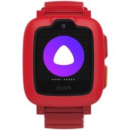 Детские Smart Часы Elari Kidphone 3G Red с Алисой