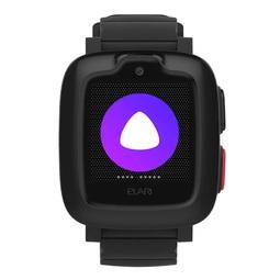 Детские Smart Часы Elari Kidphone 3G Black с Алисой