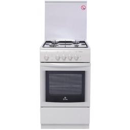 Газовая плита De Luxe DL 5040.36 Г (КР) White