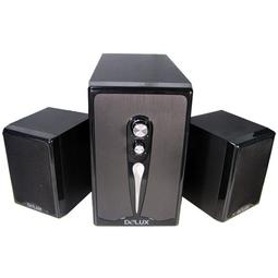 Звуковые колонки Delux DLS-X502