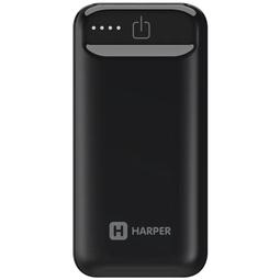 Внешний аккумулятор Harper PB-2605 5000mAh Black