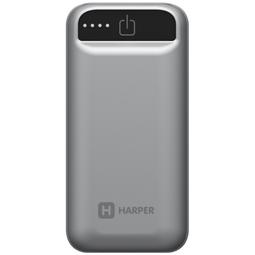 Внешний аккумулятор Harper PB-2605 5000mAh Grey