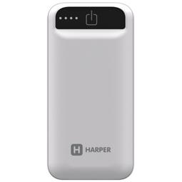 Внешний аккумулятор Harper PB-2605 5000mAh White