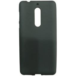 Чехол для смартфона A-case Silicon Serias для Nokia 5 Black