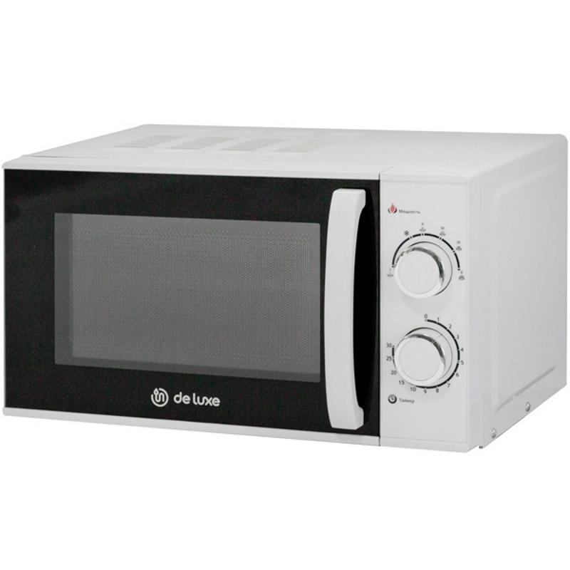 Микроволновая печь Deluxe MF-RS20-E-W White