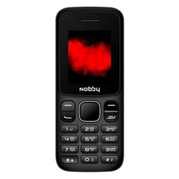 Мобильный телефон Nobby 101 Black/Gray