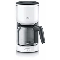 Кофеварка Braun KF 3100 White