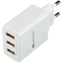 Зарядное устройство Canyon CNE-CHA05W White
