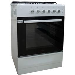 Комбинированная плита Shivaki Milagro 10-E White