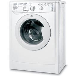 Стиральная машина Indesit IWSB 5085 (CIS) White