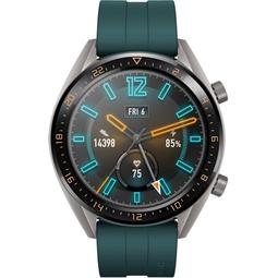 Smart часы Huawei Watch GT Active (FTN-B19) Titanium Gray Stainless Steel With Dark Green