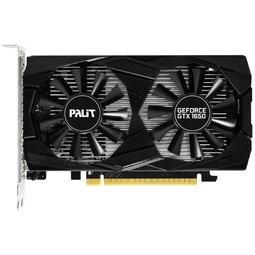 Видеокарта Palit GTX1650 Dual OC 4G NE51650T1BG1-1171D