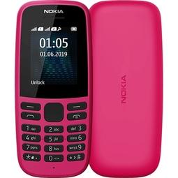 Мобильный телефон Nokia 105 (2019) (TA-1174) Pink