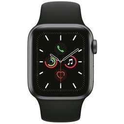 Smart часы Apple Watch Series 5 40mm Space Gray Aluminium Case with Black Sport Band