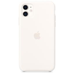 Чехол для смартфона Apple Silicone Case Для iPhone 11 White