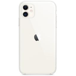 Чехол для смартфона Apple Clear Case (MWVG2ZM/A) Для iPhone 11