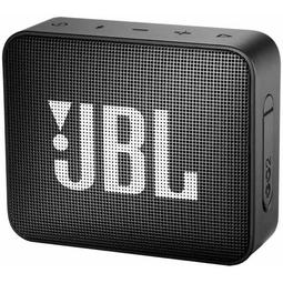 Звуковые колонки JBL JBLGO2BLK