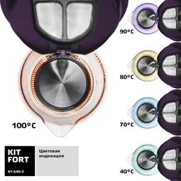 Электрочайник Kitfort KT-640-5
