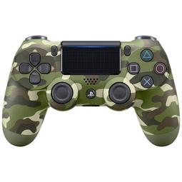 Джойстик Sony Dualshock 4 Green Camo + Ваучер для игры Fortnite