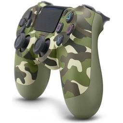 Джойстик Sony Dualshock 4 v2 Green Camo
