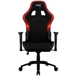 Компьютерное кресло Aerocool Aero 1 Alpha Black-Red