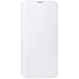 Чехол для смартфона Samsung Wallet Cover EF-WA307PWEGRU White Для Samsung Galaxy A30s