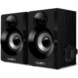 Звуковые колонки Sven SPS-517 Black