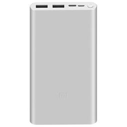 Внешний аккумулятор Xiaomi Mi Power Bank 3 10000mAh Silver