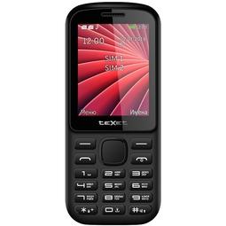 Мобильный телефон Texet TM-218 Black