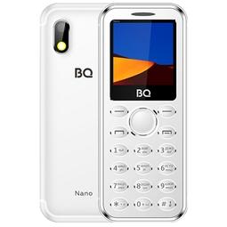Мобильный телефон BQ 1411 Nano Silver