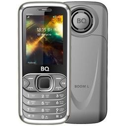 Мобильный телефон BQ 2427 Boom L Gray