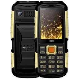 Мобильный телефон BQ 2430 Tank Power Black/Gold