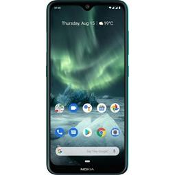 Смартфон Nokia 7.2 Cyan Green
