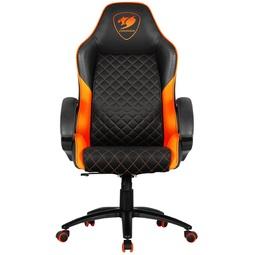 Компьютерное кресло Cougar Fusion Black-Orange