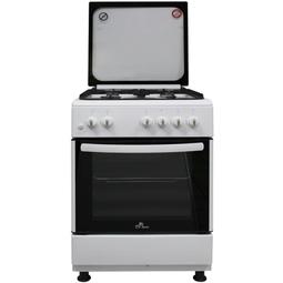 Комбинированная плита De Luxe DL 606031.00 ГЭ 001(КР)ЧР White