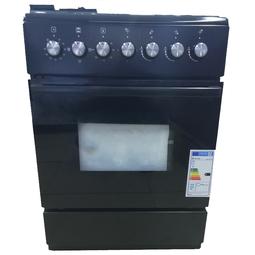 Комбинированная плита De Luxe DL 606031.00 ГЭ 003(КР)ЧР Black